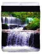 Beautiful Waterfall Duvet Cover