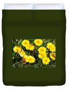 Beautiful Weeds 32655 Duvet Cover