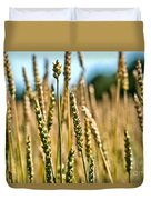 Beautiful Wheat Duvet Cover