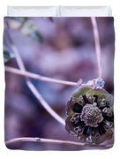 Beauty After Bloom Duvet Cover