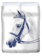 Beauty In A Bridle Duvet Cover