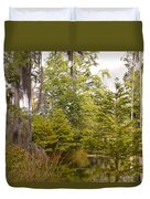 Beauty In  A Swamp Ll Duvet Cover