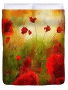 Beauty In Bloom Duvet Cover