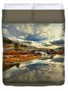 Beauty In Bridger Duvet Cover