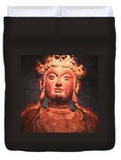 Beauty In Clay Duvet Cover