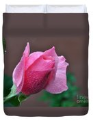 Beauty In Pink Duvet Cover