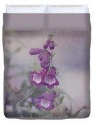 Beauty In Purple Duvet Cover