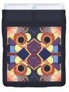 Beauty In Symmetry 1 - The Joy Of Design X X Arrangement Duvet Cover