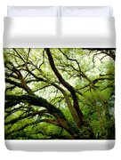Beauty In Time Duvet Cover