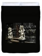 Beauty Of Bali Indonesia Statues 1 Duvet Cover