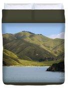 Beauty Of Cook Strait Duvet Cover