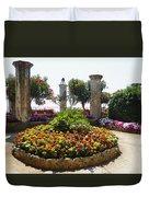 Beauty Of Ravello Italy Duvet Cover