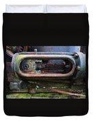 Beauty Of Rust 4 Duvet Cover