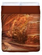 Beauty Of Sandstone Arizona Duvet Cover