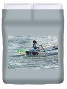 Beauty Of Windsurfing Maui 2 Duvet Cover