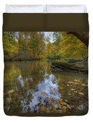 Beauty Scene In Eastern Ohio Duvet Cover