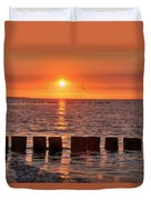 Beautyful Sunset Duvet Cover