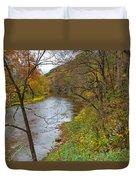 Beaver Creek State Park Duvet Cover