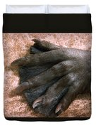 Beavers Hind Foot Duvet Cover