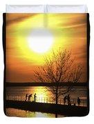 Beaverton Sunrise Duvet Cover