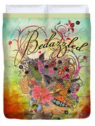 Bedazzled Duvet Cover by Amy Stewart
