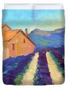 Bedoin - Provence Lavender Duvet Cover