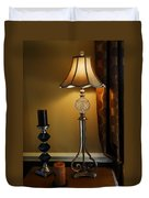 Bedroom Lamp Duvet Cover
