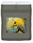 Bee Aware Duvet Cover