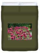 Bee Balm Bounty Duvet Cover