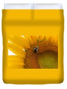 Bee Business Duvet Cover