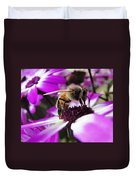 Bee Happy Duvet Cover