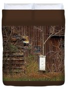 Bee Keepers Venue Duvet Cover