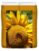 Bee Lunch Duvet Cover