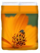 Bee On Cosmo Duvet Cover