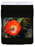 Bee Ware The Thorns Duvet Cover