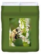 'bee'autiful Morning Duvet Cover