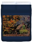 Beehive House 2 Duvet Cover