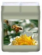 Bee's Feet Duvet Cover