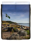 Beesands Duvet Cover