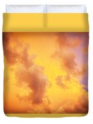 Before The Storm Clouds Stratocumulus 10 Duvet Cover