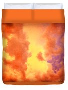 Before The Storm Clouds Stratocumulus 2 Duvet Cover