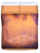 Before The Storm Clouds Stratocumulus 7 Duvet Cover
