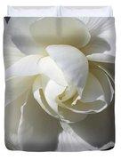 Begonia Named Nonstop Apple Blossom Duvet Cover