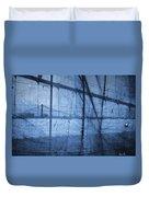Behind The Veil - New York City Duvet Cover