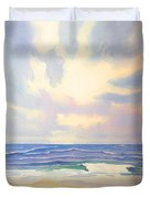 Behold The Glory Duvet Cover