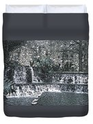 Behold The Waterfall Duvet Cover