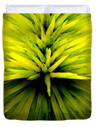 Being Green Duvet Cover