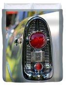 Bel Air Taillight Duvet Cover