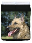 Belgian Laekenois Dog Duvet Cover