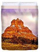 Bell Rock Sedona Az Duvet Cover